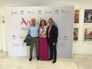Cajasol Sporting, galardonado con el Premio Andalucía de los Deportes.