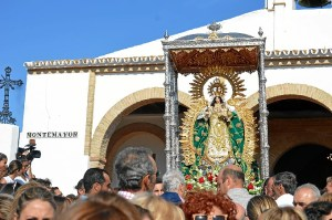 Virgen Montemayor traslado