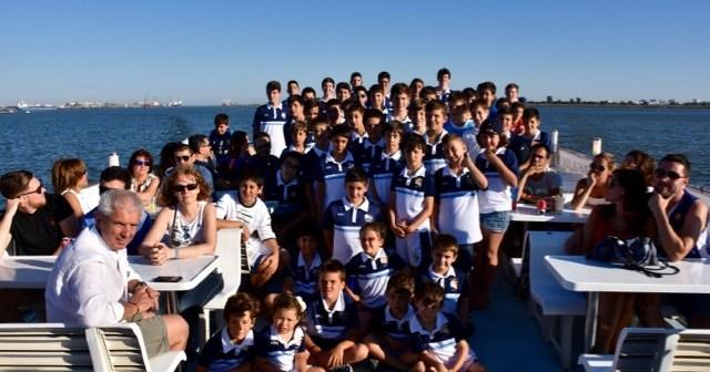 Clausura de la temporada del Ciudad de Huelva.