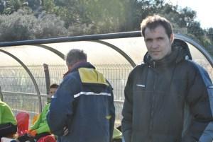 Manuel Rocha, nuevo entrenador del Zalamea CF.