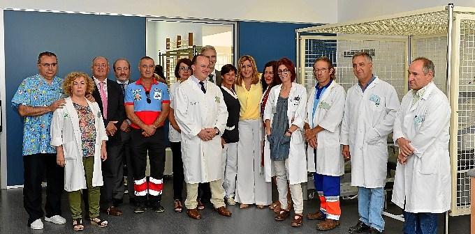 16.07.20 Cumbres Mayores.Centro de Salud 7