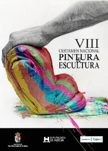Certamen de pintura y escultura. Cartel