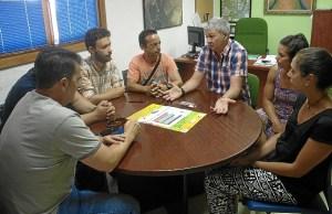 Entrega llaves asociaciones Aljaraque