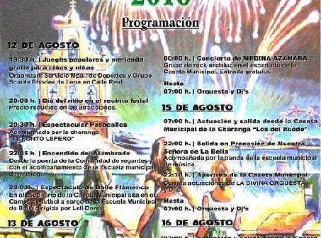 Programa Fiestas de la Bella 2016 (Large)