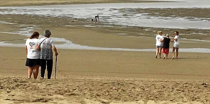 Visita playa Ayuda a Domicilio Ayamonte (2)