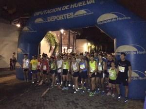Carrera Nocturna en La Rábida.