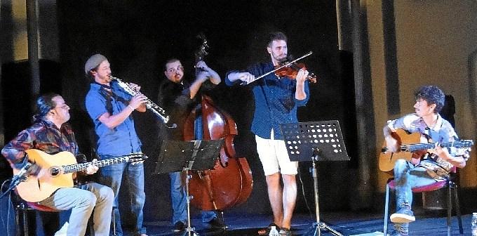 Stringville Quintet
