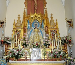 Virgen de Montemayor