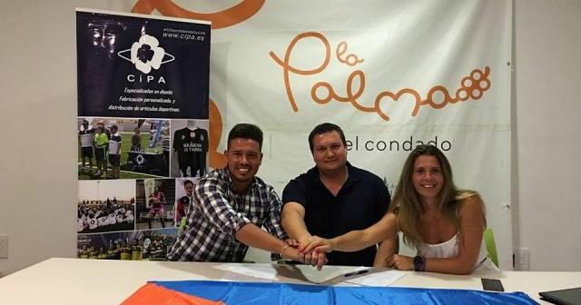 Convenio entre CIPA y el CB La Palma 95.