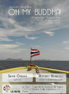 18.9.16 Cartel Expo Oh My Buddha!