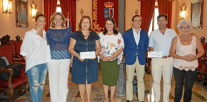 Acto entrega beneficios taurinos solidarios 013
