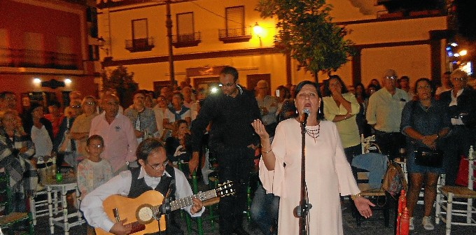 Flamenco Loan salve Isla Cristina