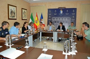 Junta Local de Seguridad de Almonte