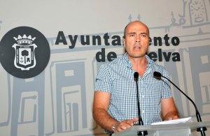 Rafael Gavilán, portavoz de Mesa de la Ría.