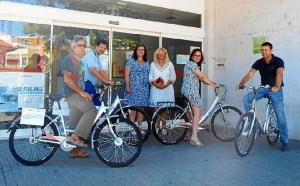 bicicletas enfermos cardiovasculares Aljaraque
