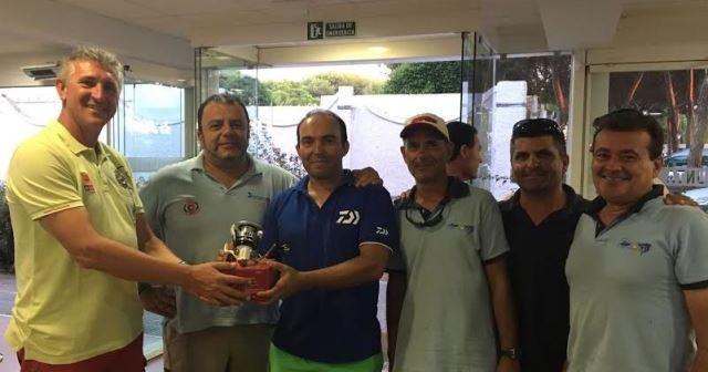 Concurso de pesca solidaria del CDN Punta Umbría.