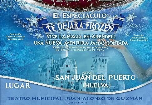 161025 Cartel La reina de las nieves