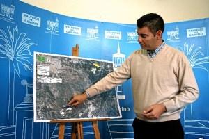 manuel cayuela alcalde en funciones rueda prensa pfea valverde del camino