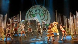 Musical infantil 'La aventura de Mowgli'.