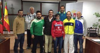 Convenios clubes deportivos con el Ayuntamiento de San Bartolomé de la Torre.