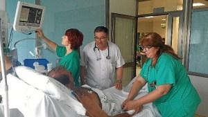 complejo hospitalario Huelva