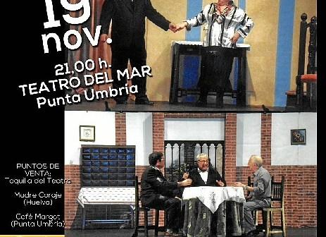 cultura Teatro Anacleto se divorcia Cartel