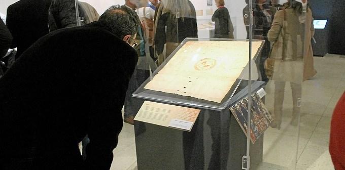 documentos condado en el museo de huelva (2)