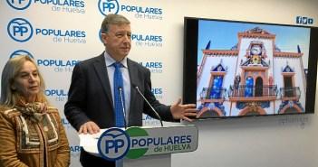 Carmelo Romero, alcalde de Palos de la Frontera (1)
