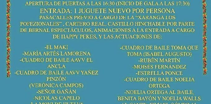 Cartel Gala Solidaria