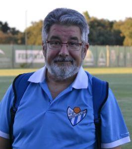 Sisco Folch, coordinador de cantera del Fundación Cajasol Sporting.