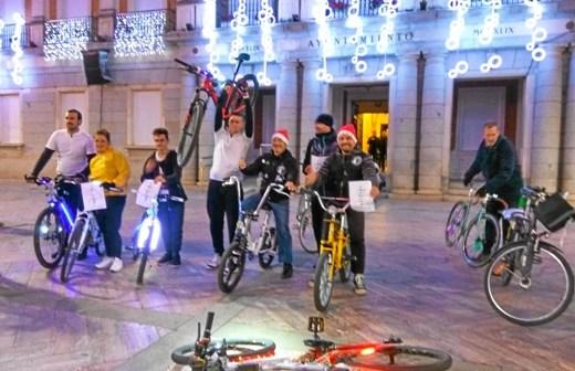 biciquedada en Huelva