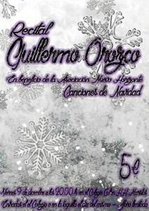 recital navidad Huelva