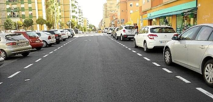 Asfalto Huelva