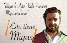CARTEL MIGAS HORTELANAS