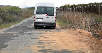 Caminos rurales Cartaya