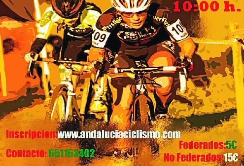 Ciclocross en La Redondela.