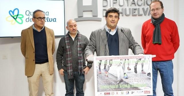 Presentación de la Media Maratón de Ayamonte.