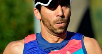 Daniel Andivia, corredor puntaumbrieño.
