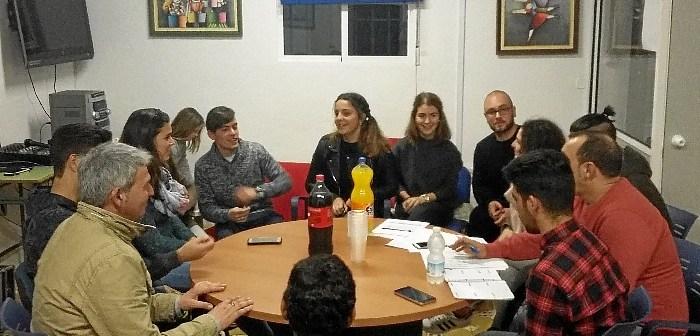 Encuentro con corresponsales juveniles Aljaraque
