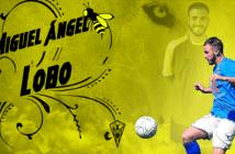 Lobo, nuevo jugador del San Roque de Lepe.