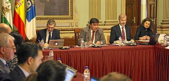 Pleno del Ayuntamiento de Huelva mes de enero (2)