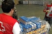 Programa Ayuda Alimentaria Cruz Roja