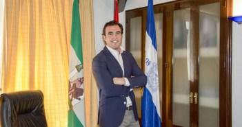 Ruben Rodriguez, alcalde de Bollullos