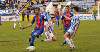 Extremadura-Recreativo de Huelva.