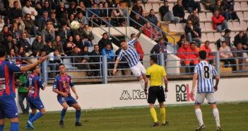 Extremadura-Recreativo de Huelva.