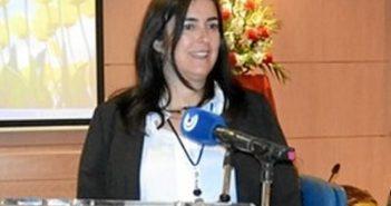 Yolanda Rubio, alcaldesa de Aljaraque