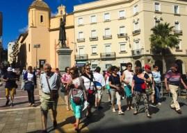 Más de un millón de turistas visitaron Huelva en 2016