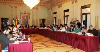 22.2.17 Pleno Ordinario Febrero Huelva