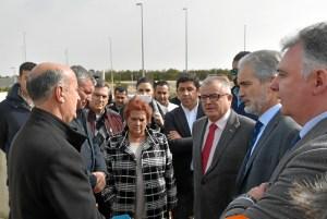 Alcaldes de la costa de Huelva (2)