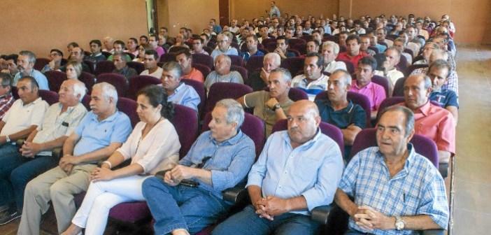 Asamblea de la plataforma en defensa del trasvase